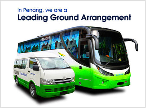 Penang travel agent